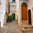 Alleyway. Monopoli. Puglia. Italy. — Stock Photo #43055777