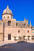 Church of SS. Pietro and Paolo. Monopoli. Puglia. Italy. — Foto de Stock
