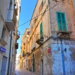 Alleyway. Monopoli. Puglia. Italy. — Stock Photo #43398867