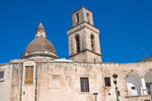 Church of St. Vincenzo. Monopoli. Puglia. Italy. — ストック写真