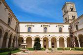 Abadia de São Miguel Arcanjo. Montescaglioso. Basilicata. — Fotografia Stock