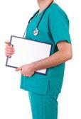 Lekarz medycyny. — Zdjęcie stockowe