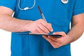 Docteur en médecine. — Photo