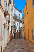 Alleyway. Altamura. Puglia. Italy. — Стоковое фото