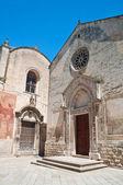 Church of St. Nicolo dei Greci. Altamura. Puglia. Italy. — Stock Photo