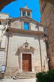 Church of St. Michele. Altamura. Puglia. Italy. — Stock Photo