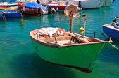 Boats. Giovinazzo. Puglia. Italy. — Stock Photo