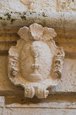 Coat of arms. Giovinazzo. Puglia. Italy. — Stock Photo
