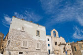 Alleyway. Trani. Puglia. Italy. — Stock Photo