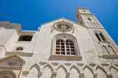 Cathedral of Giovinazzo. Puglia. Italy. — Stock Photo