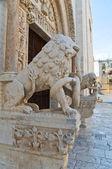 Catedral de bitetto. puglia. itália. — Foto Stock