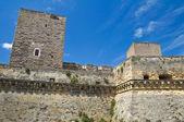 Swabian Castle of Bari. Puglia. Italy. — 图库照片