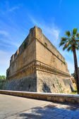 Swabian Castle of Bari. Puglia. Italy. — Zdjęcie stockowe