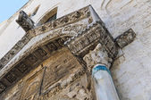 Basilica Church of St. Nicola. Bari. Puglia. Italy. — Stock Photo