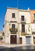 Alleyway. Bari. Puglia. Italy. — Stock Photo