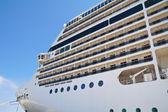 Cruise ship. — Stock Photo