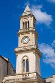 Clocktower. Altamura. Puglia. Italy. — Foto Stock