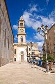 Alleyway. Altamura. Puglia. Italy. — Foto Stock