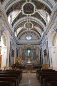 Church of Immacolata. Minervino Murge. Puglia. Italy. — Stockfoto