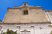 Church of Purgatory. Minervino Murge. Puglia. Italy. — Stock Photo