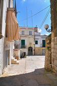 Alleyway. Minervino Murge. Puglia. Italy. — Stock Photo
