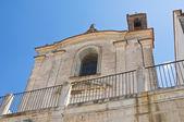 Church of Carmine. Minervino Murge. Puglia. Italy. — Stock Photo