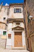 Church of Conservatorio. Minervino Murge. Puglia. Italy. — Stock Photo