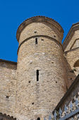 Cathedral of Acerenza. Basilicata. Italy. — Stockfoto