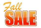 Fall sale illustration design — Stock Photo