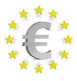 European euro — Stock Photo