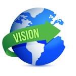 Vision globe — Stock Photo #15854471