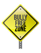 Bully free zone — Foto de Stock