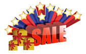 Prodej promo — Stock fotografie