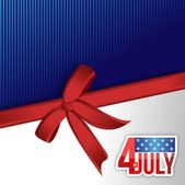 Independence day American sign — Stock Photo