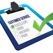 Customer service concept - 