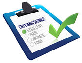 Customer service concept — Stock Photo