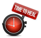 Time to HEAL — Stock Photo