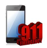 Emergency Phone — Stock Photo