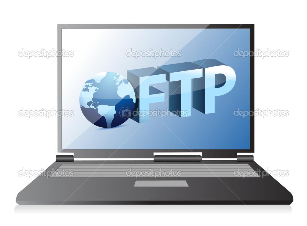 FTP - размещение файлов, загрузка файлов на сервер