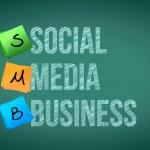 Social Media business — Stock Photo #20403101