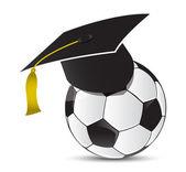 Piłka nożna szkolenia szkoły — Zdjęcie stockowe
