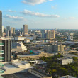 The Skyline of Midtown Miami — Stock Photo