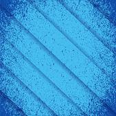 Blue Grunge pattern frame lines background — Stock Photo