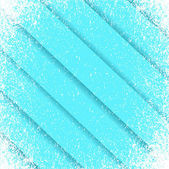 Baby blue Grunge pattern frame lines background — Stock Photo