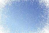 Blue Grunge pattern frame background — Stock Photo
