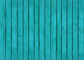 Blue aqua wood panels design texture background — Stock Photo