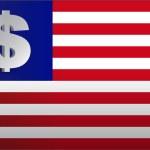 nous signaler illustration concept monétaire — Photo