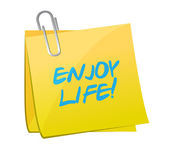 人生の投稿メッセージ イラスト デザインをお楽しみください。 — ストック写真
