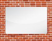 Beyaz tahta illüstrasyon tasarımı — Stok fotoğraf