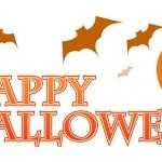 sinal de abóbora de Halloween — Fotografia Stock  #6414487
